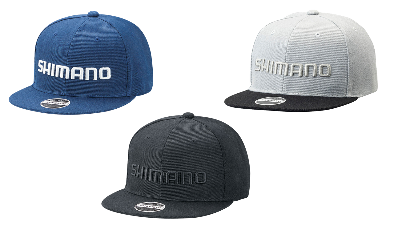 Picture of Apparel Shimano Flat Cap