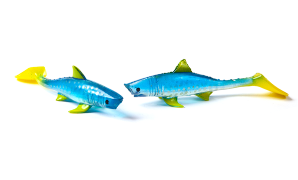 Picture of Baby Shark 10 cm - 8-pack