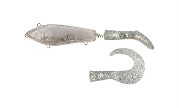 Picture of Svartzonker McHybrid 16,5cm, 74g - Blank